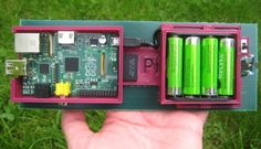 This build uses a custom 3D-printed / hand assembled case from RPi hacker Cottonpickers, which comes attached to the back of a 300mA solar panel, and has a bunch of nice features already built-in. Once you've got your Pi running on sunlight, David Hayward over at CNET UK will show you how to configure the Pi so you can access an external hard drive attached to one of its USB ports via FTP.