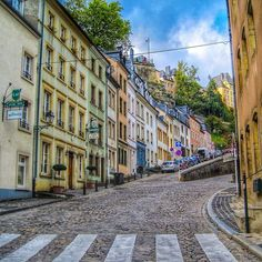 Walk the winding #streets of #Luxembourg and discover what else the #European country has to offer. Photo courtesy of danielodyssey1 on Instagram.