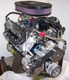 With crate engines from top brands like blueprint engines chevrolet ford 530 horsepower stroker for the old truck malvernweather Choice Image