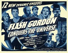 Flash Conquers The Universe  by paul.malon, via Flickr