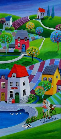 Iwona Lifsches A tribute to Spring Mood