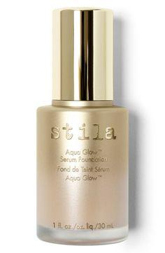 Stila 'aqua glow' serum foundation @hbarnard47