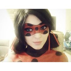 ladybug cosplay miraculous on Instagram