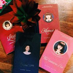 I cannot wait to add #SadGirls novel in my #LangLeav collection!