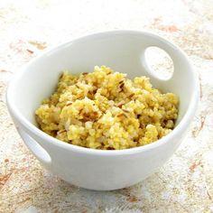 Pressure Cooked Millet Recipe