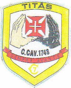 Companhia de cavalaria 1748 Guiné