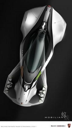 SAIC's ant-inspired concept wins LA Auto Show Design Challenge By Stuart Robarts December 1, 2013  SAIC's Mobiliant concept