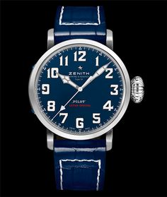 Cellini Jewelers Pilot Type 20 Extra Special Stainless steel automatic 45mm case Limited to 50 pieces