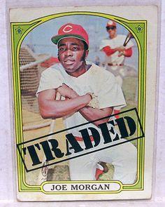1972  Baseball | 1972  Baseball Card
