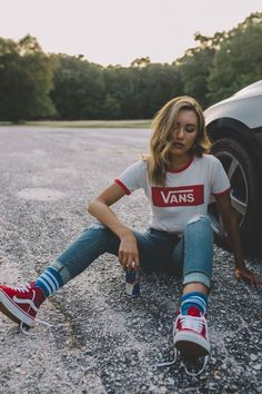 Converse vs. Vans: The most desired shoe (40 outfits) #converse #vans #sneakers #outfits