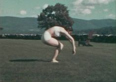 Jane Dudley - Martha Graham technique Bennington School of the Dance ...