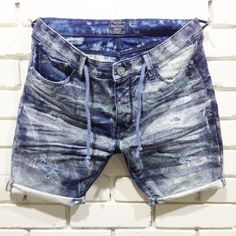 Denim Clothing Company denim shorts selected for Denim by PV trend area 2014