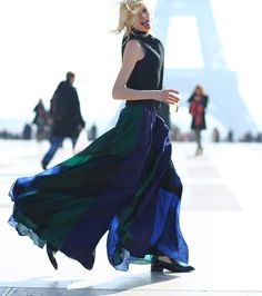 Hanne Gaby Odiele by Phil Oh