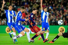 Barcelona vs Espanyol LIve Preview Online   Espanyol Barcelona will receive a new version of the Catalan derby. The match will be today May 8 (10:00 a.m. ESPN 2) by day 37 of the Liga. The Blaugrana depends on itself to be champion of the Spanish league.  The team coached by Luis Enrique come to beat Real Betis 2-0 visit. Barcelona has all led spotlights in the Liga and in the final of the 'Copa del Rey' against Sevilla. As recalled the blaugrana box was eliminated from the Champions League…