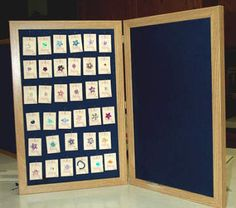 Do It Yourself Display Ideas for tight budgets
