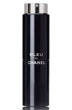 CHANEL BLEU DE CHANEL EAU DE TOILETTE TRAVEL SPRAY available at #Nordstrom