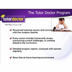 Personalized, In-home #tutoring on your #sports #schedule!#TutorDoctorTucson.com. #math #science #ela #specialneeds #football #swimming #soccer #tucson.
