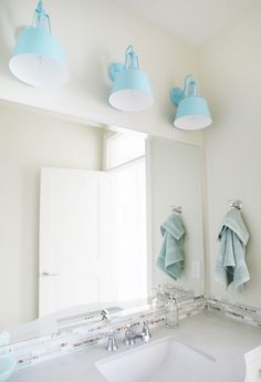 Turquoise lighting. Turquoise lighting ideas. #Turquoise #Lighting  Millhaven Homes.