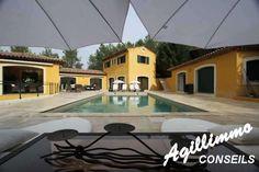 Villa contemporaine neuve avec de très belles prestations - 83460 Var