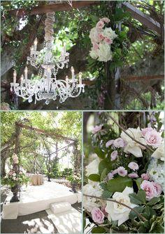 #Wedding - Chandalier line cover