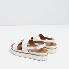 TRACK SOLE SLIDES-View all-SHOES-WOMAN | ZARA United States