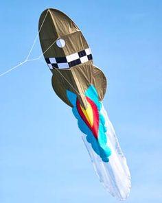 картинка ракета змея