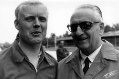 ... first British champion in Mike Hawthorn – Photo: The Cahier Archive