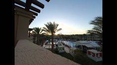 Hotel RIXOS Sharm el Sheikh   Sonnenuntergang 2015