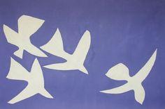 henri matisse les oiseaux paintings