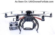 Used Droidworx AD 8-XL RTF with GPS, Photohigher ProMount 200 2-Axis Camera Mount. http://uavdronesforsale.com/index.php?page=item=171