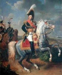 Scene di guerra durante le Battaglia Napoleoniche