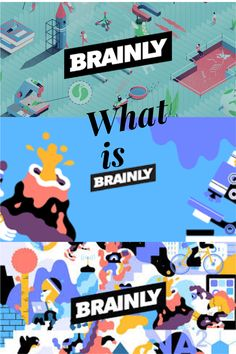 Brainly is a platform for students around the world to help each other with their homework. The site is geared mostly to middle and high school students, though college students use the platform too. Any registered student can post a question to the platform, and other students will post answers in reply.