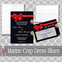 Marine Corp Dress Blues Uniform Suit By Designsbyannleedotco