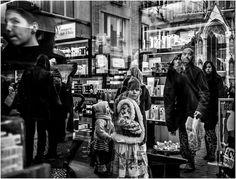 Behance :: Editing B&W Streetphotography