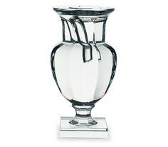 Vase Darkside Baccarat  .Philippe Starck