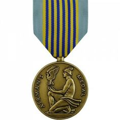 The Airman's Medal for Heroism is granted to service members in the U.S. Air Force who distinguish themselves by heroic actions, mostly at the voluntary risk of life, but not involving actual combat. The saving of a life or the success of the voluntary heroic act is not necessary.