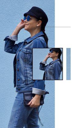 Forever Denim! Die Jeansjacke Saison ist eröffnet! Endlich!💙☀️ Hast du deine Jeansjacke auch schon aus dem Schrank geholt? Jeans, Denim, Blog, Outfits, Fashion, Closet, Jackets, Moda, Suits