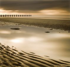 Rhyl Beach 1 - North Wales by MikeSharp(subtlenuance), via Flickr