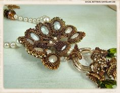 Melbournian - A Beaded Tribute | by Social Butterfly Jewellery