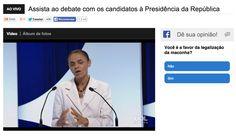 Brazil debate integration with Facebook