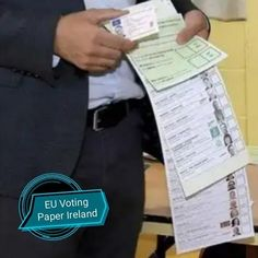 ..as a former print worker it still amazes me how much ink and paper is wasted on election material in Ireland. I voted in Finland today where a simple number on a paper no bigger than my hand did the job.  #EUelections2019 #finland #ireland #basicsfirst #paper #EP2019 #eu #europe #waste #elections2019 #savepaper #vote #voting #environmentalissues #why #govote #climatechangeisreal