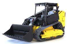 Lego Technic JCB Skid-Steer Tracked Loader