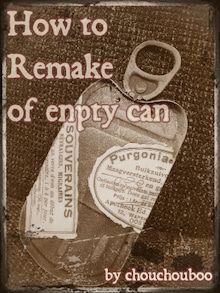 *リメイク缶の作り方* VOL.1 : 加工編 | chouchouboo's blog Bottle Opener, Upcycle, Canning, My Favorite Things, Projects, Blog, Tin Cans, Gardening, Decor