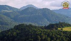 Montañas de Valle de Bravo. Campamento de la montaña PIPIOL.