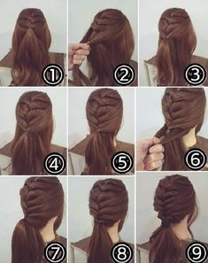 Awesome Hairstyles for Girls with long hair - - - Awesome Hairstyles for Girls with long hair – Lange Haare Ideen Awesome Hairstyles for Girls with long hair Face Shape Hairstyles, Easy Hairstyles For Long Hair, Girl Hairstyles, Braided Hairstyles, Hairstyles 2016, Party Hairstyles, Simple Hairdos, Stylish Hairstyles, Female Hairstyles