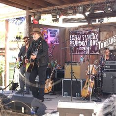Ray Wylie at @threadgills #unofficialsxsw #jennifinlaypromotions #conqueroo #sxsw2016