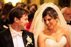 Veronica Gonzalez, One Shoulder Wedding Dress, Wedding Dresses, Fashion, Saint James, Moda, Bridal Dresses, Alon Livne Wedding Dresses, Fashion Styles