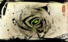 Download the nVidia Tiger Eye Wallpaper, nVidia Tiger Eye iPhone ...