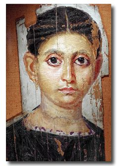 Fayum Fayoum Mummy Portrait More Pins Like This At FOSTERGINGER @ Pinterest