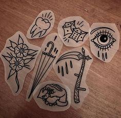 Love the umbrella tattoo designs ideas männer männer ideen old school quotes sketches Kritzelei Tattoo, Dice Tattoo, Tattoo Drawings, Body Art Tattoos, Sleeve Tattoos, Ship Tattoos, Gun Tattoos, Ankle Tattoos, Arrow Tattoos